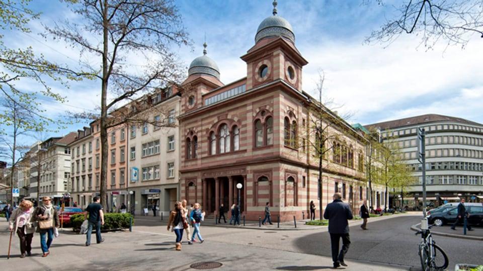Synagoge in Zürich. Viele jüdische Gemeinden haben Schwierigkeiten, Rabbiner zu finden
