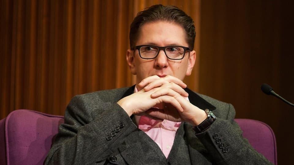 Der Schweizer Aviel Cahn ist Intendant der flämischen Oper in Gent und Antwerpen.