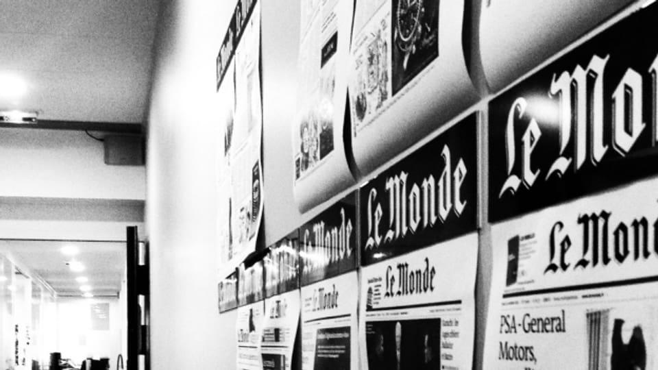 Die Redaktion von «Le Monde» zeigt keine IS-Bilder mehr.