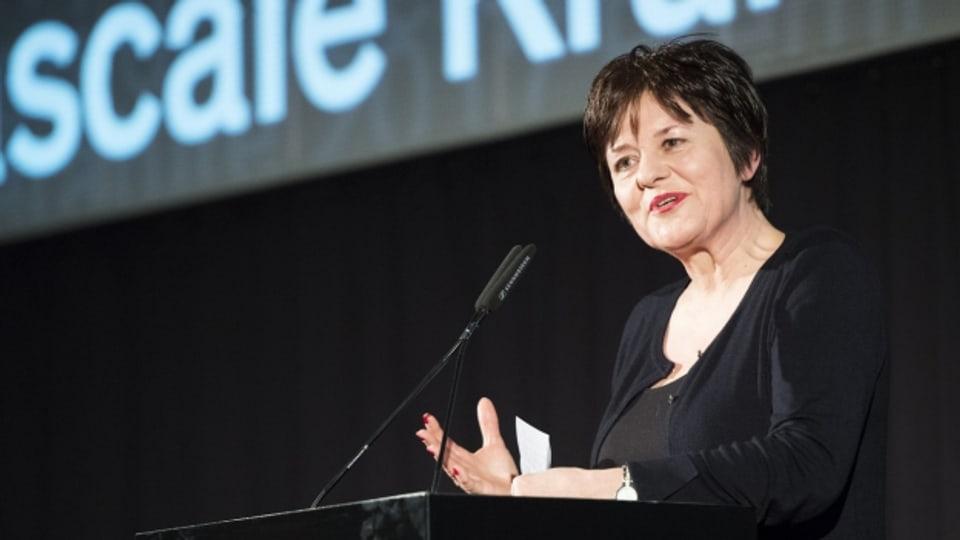 Pascale Kramer erhält den Schweizer Literaturpreis 2017