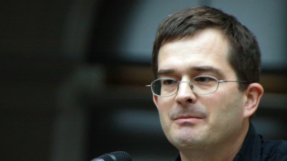 Felix Stalder ist Professor für digitale Kultur an der Zürcher Hochschule der Künste.