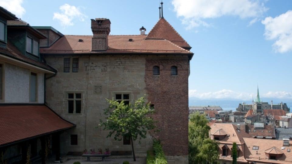 Das historische Museum Lausanne