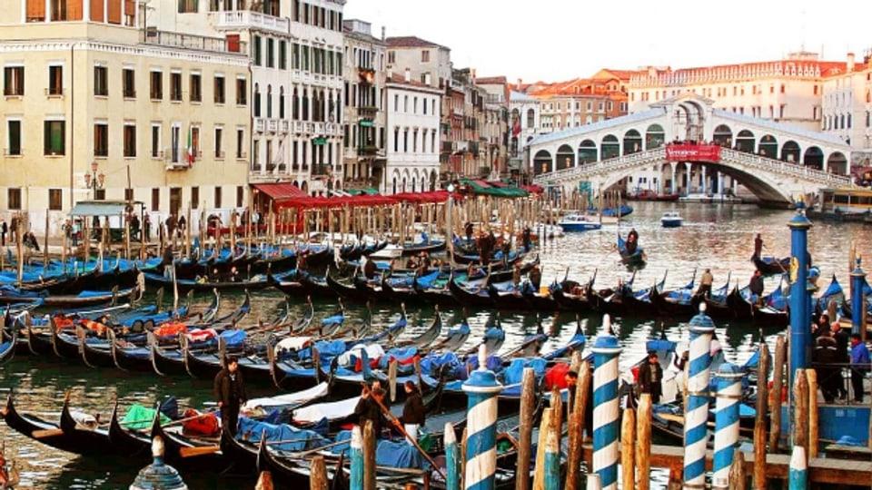 Die musikalische Reise führt unter anderen nach Venedig.