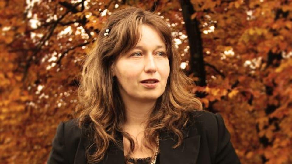 Verortet literarische Texte in der Landschaft: Barbara Piatti