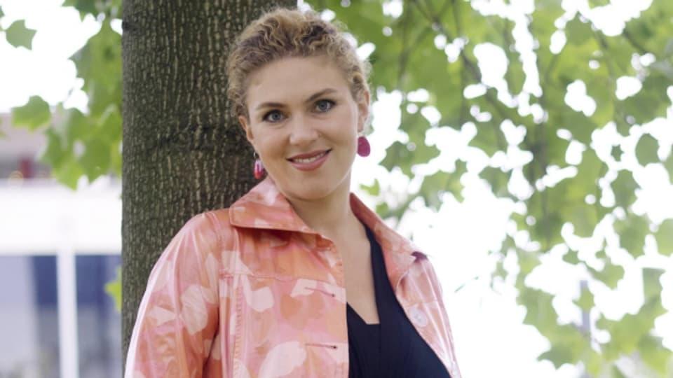 Eine Frau der Emotionen: Annette Dasch.