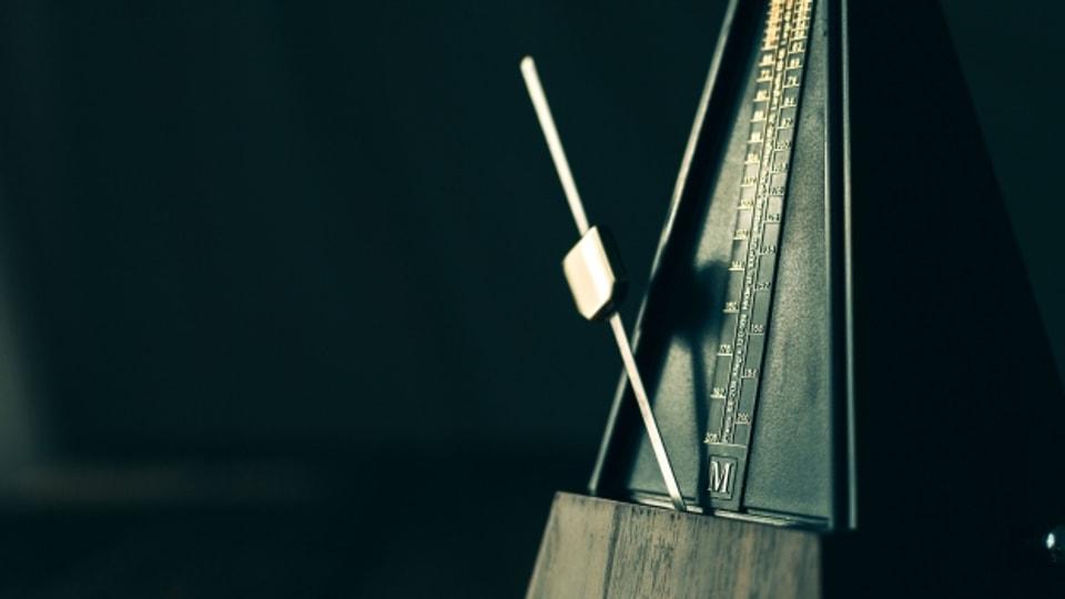 Das Metronom – Zeitmesser und Folterinstrument?