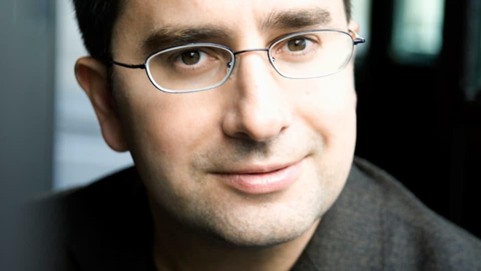 Hèctor Parra schafft mit seinen Kompositionen musikalische Grenzerfahrungen.