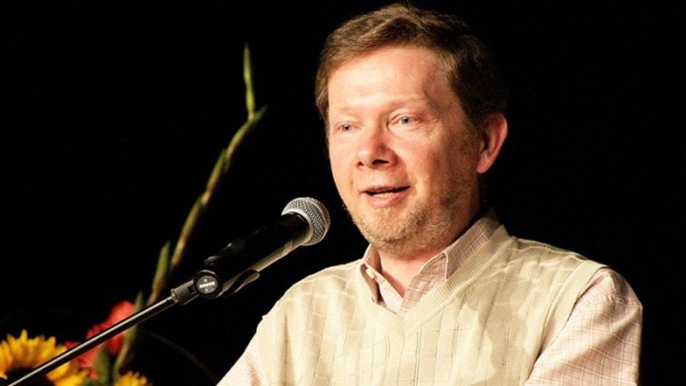 Eckhart Tolle wurde nach einem tiefschürfenden Offenbarungserlebnis zum spirituellen Lehrer.