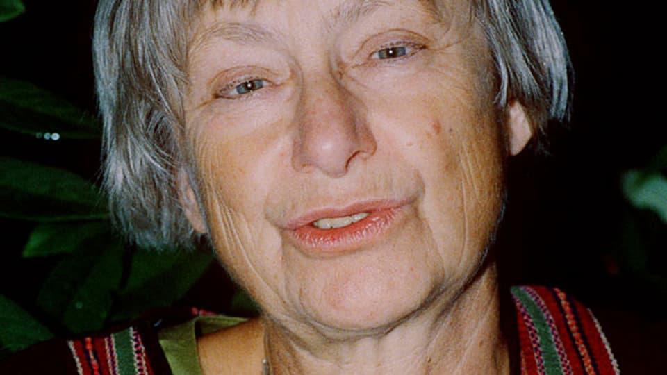 Dorothee Sölles zahlreiche Sachbücher und Lyrikbände zeugen von einem radikalen Zugang zur Bibel.