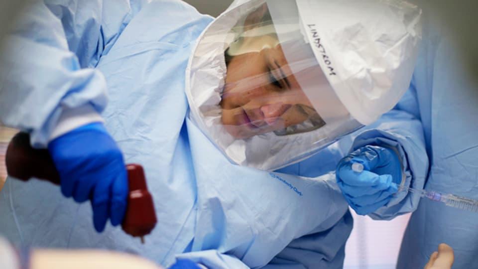Die Mittel gegen Ebola auf dem Prüfstand: eine Analyse.