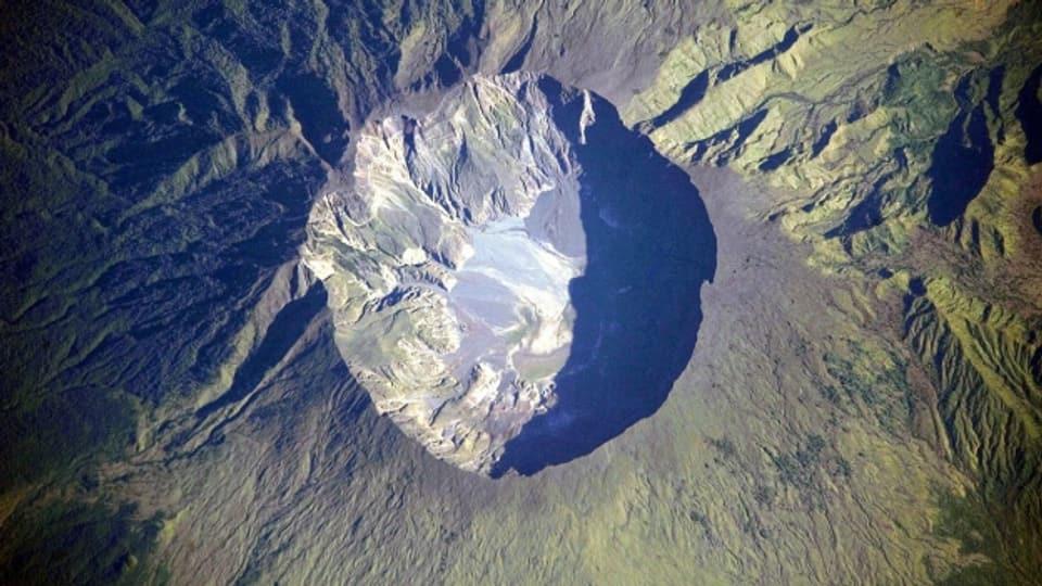Aus dem Ausbruch des Vulkans Tambora vor 200 Jahren kann man heute noch lernen.