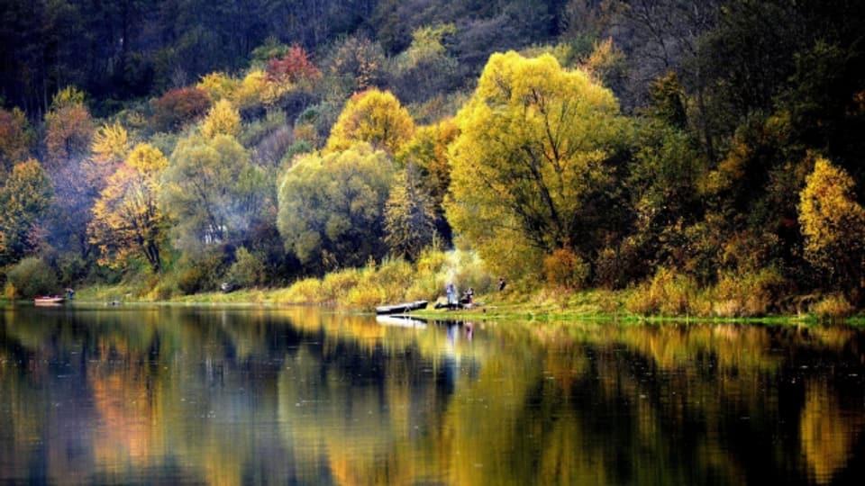 Wie See und Bäume wohl klingen?