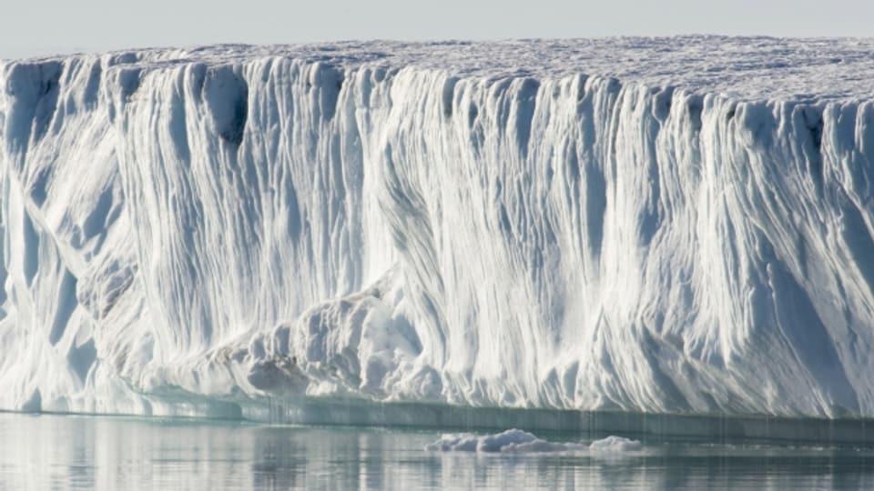 Schmelzendes Eis in der Arktis
