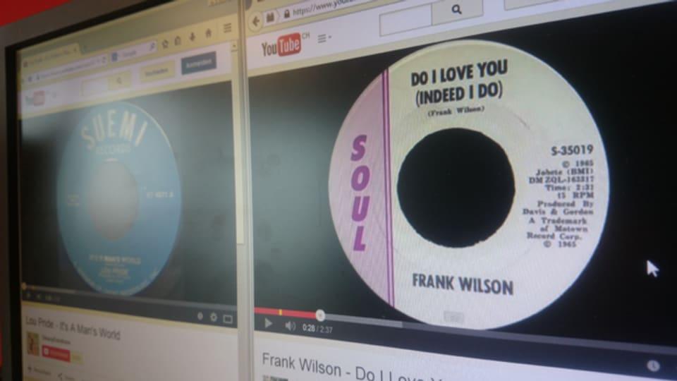 Der grösste Plattenladen der Welt: Youtube.