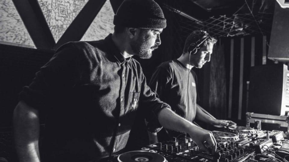Das Schweizer Duo QZB gehört mittlerweilen zur Sperrspitze der internationalen D'n'B Szene