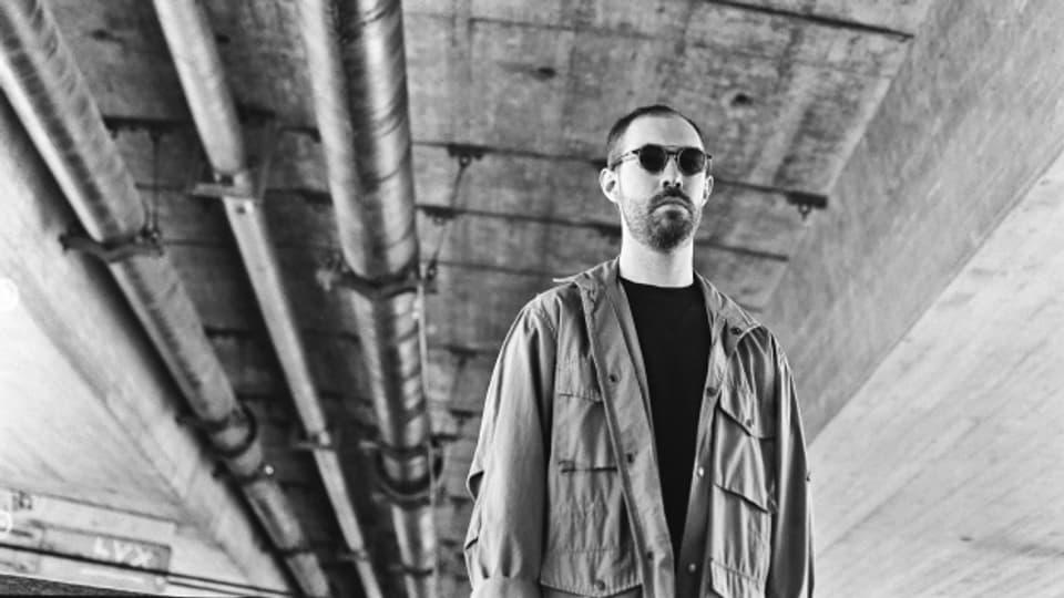 Arthur Hnatek verbindet Drumsounds mit Electronica