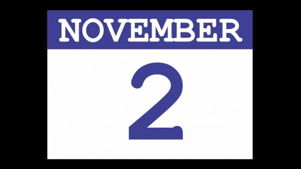 Auf den musikalischen Spuren des 2. November
