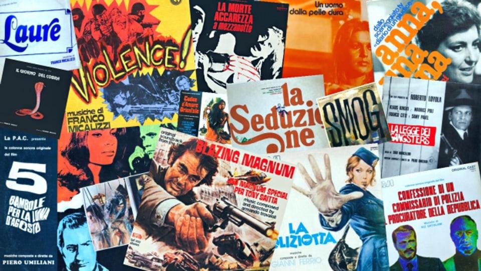 Italienische Soundtracks der 60er- und 70er-Jahre sind musikalische Perlen und deshalb auf Vinyl extrem rar und gesucht.