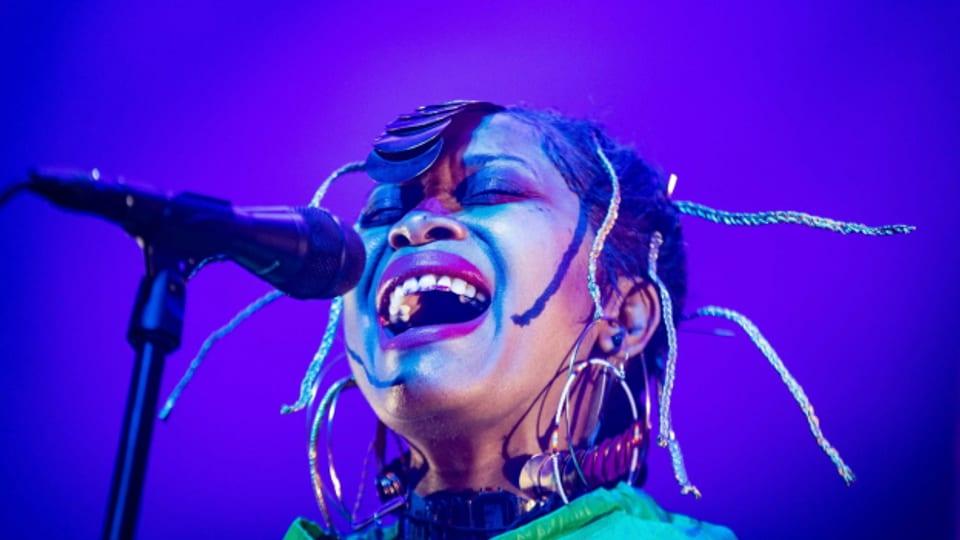 Erykah Badu definierte mit ihrem Sound und ihren Platten ein eigenes Musikgenre: «Neo-Soul»