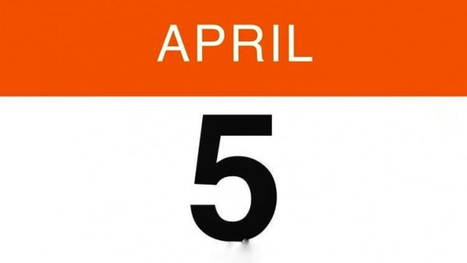 5. April - Von Nancy Sinatra bis Kurt Cobain und von T. Rex bis Dr. Dre