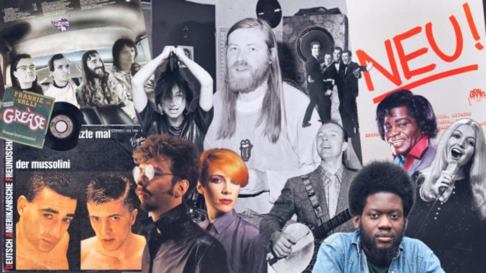 «Pop Routes» feiert die musikalischen Geburtstagskinder vom 3. Mai. Allen voran die deutsche Produzenten-Legende Conny Plank!