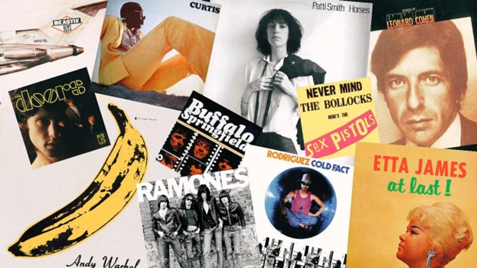 DJ Pesas persönliche Lieblingsplatten, wenns um die besten Debut-Alben der Musikgeschichte geht.