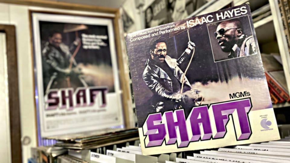 Isaac Hayes' «Theme from Shaft» wurde x-fach gecovert und gewann einen Grammy für den besten Film-Soundtrack.