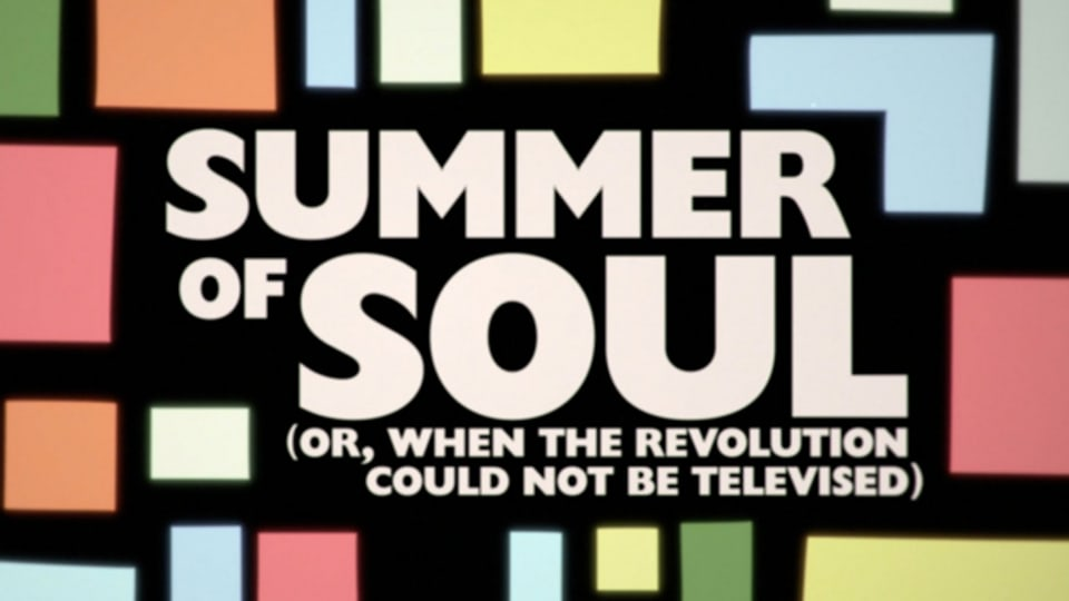 The «Summer of Soul» - Questloves Regiedebut dokumentiert das vergessene Harlem Cultural Festival, bei welchem im geschichtsträchtigen Sommer 69 (Mondlandung, Woodstock) Bands wie Sly and the family stone, Stevie Wonder und Nina Simone auf der Bühne standen.