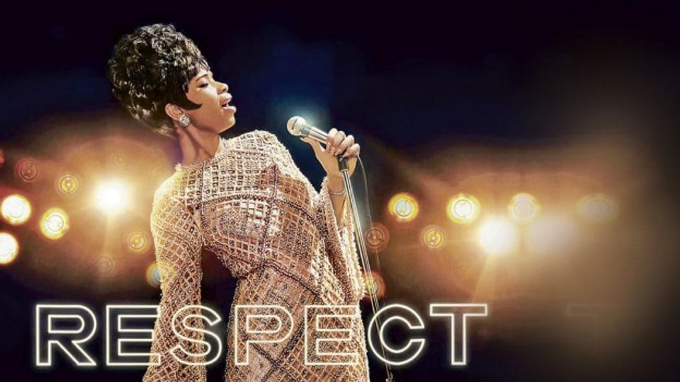 Grammy- und Oscarpreisträgerin Jennifer Hudson spielt die Hauptrolle im Aretha Franklin Biopic «Respect». Dies war auch der Wunsch der 2018 verstorbenen «Queen Of Soul».