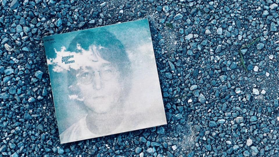 John Lennon veröffentlichte sein zweites Studioalbum «Imagine» im September 1971.