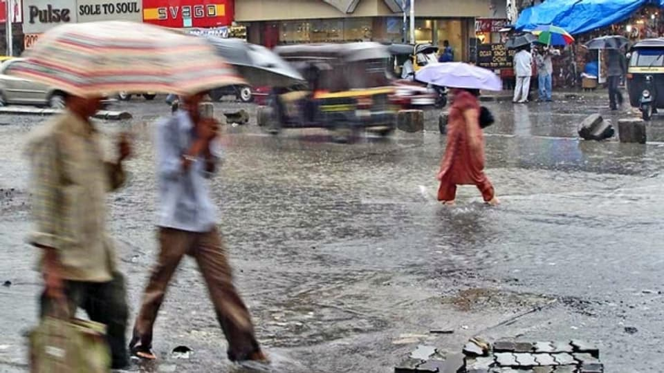 Monsune: Irrungen und Wirrungen eines Teenagers
