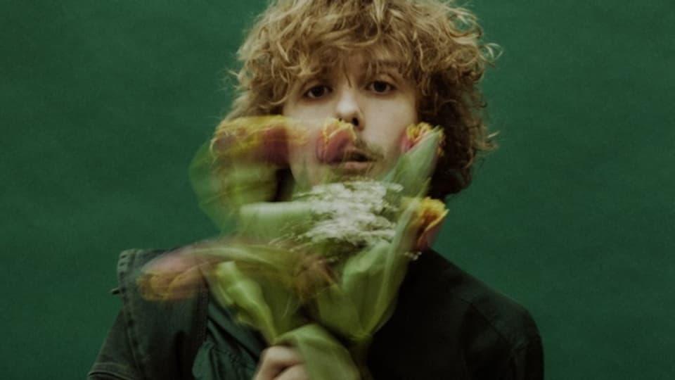 Olof Grind alias Luminous Kid aus Stockholm, Schweden.