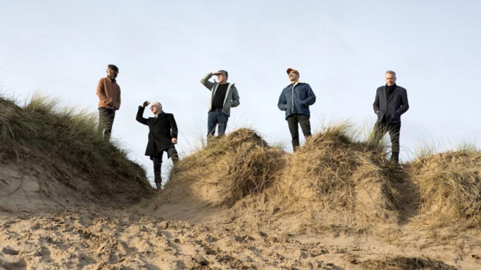 Waren gleichzeitig mit Oasis bei Creation Records: Die Brit-Pop Urgesteine Teenage Fanclub aus Glasgow.