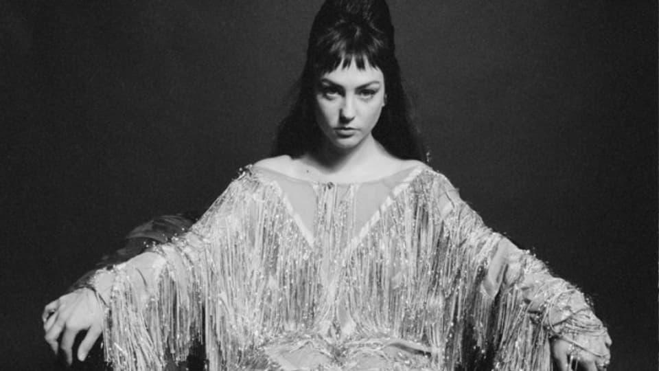 Der zauberhafteste dunkle Engel der Indie-Musik: Angel Olsen aus Asheville, NC.