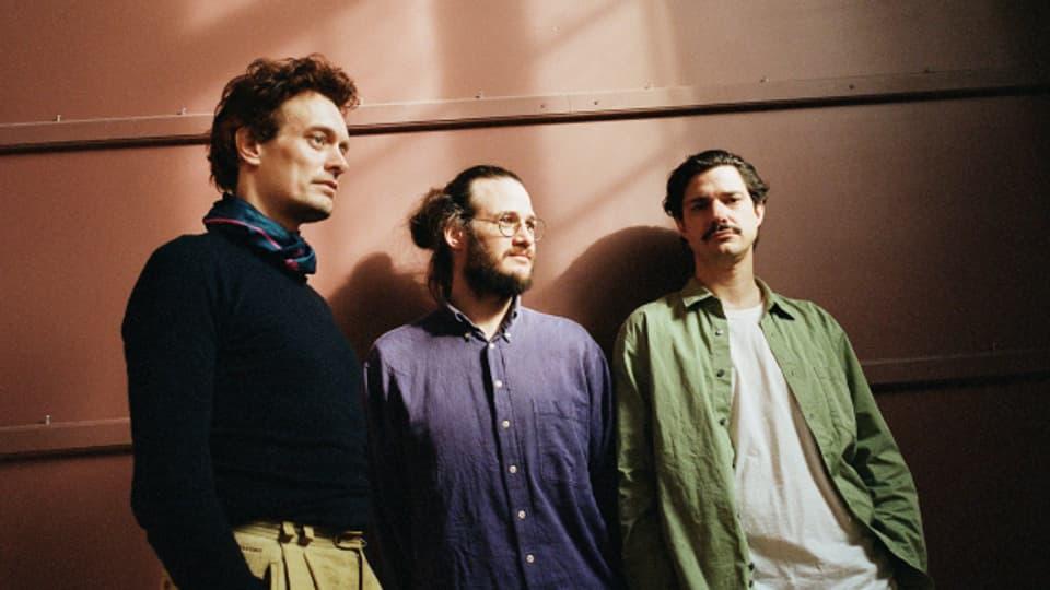 Schöne Standorte: Casper Clausen (l.) und Efterklang arbeiteten in Lissabon und auf der Insel Møn bei Kopenhagen am Album.