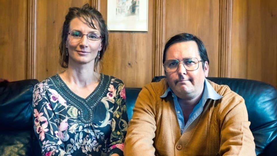 Herr und Frau Schneuwly