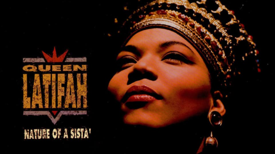 «Queen Latifah» - The Female Preacher!