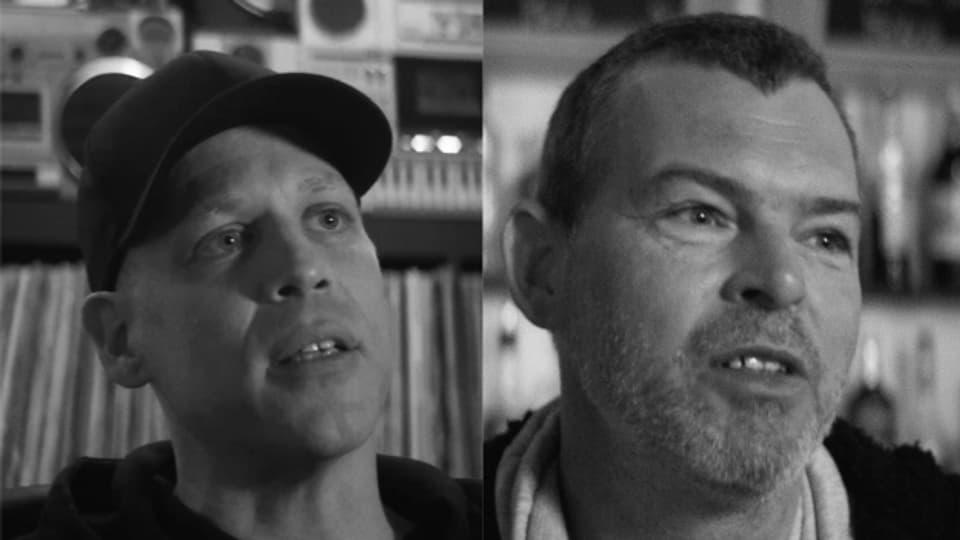 Zwei Pioniere des Mundart-Rap erzählen in Folge 1 ihre Geschichte