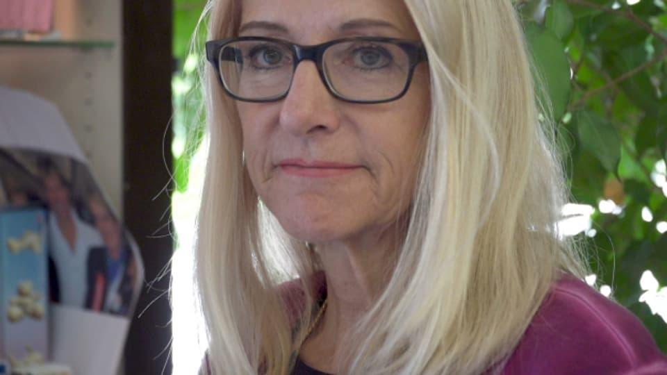 Die heutige Politikerin Therese Schläpfer war 2001 Flugbegleiterin bei der Swissair