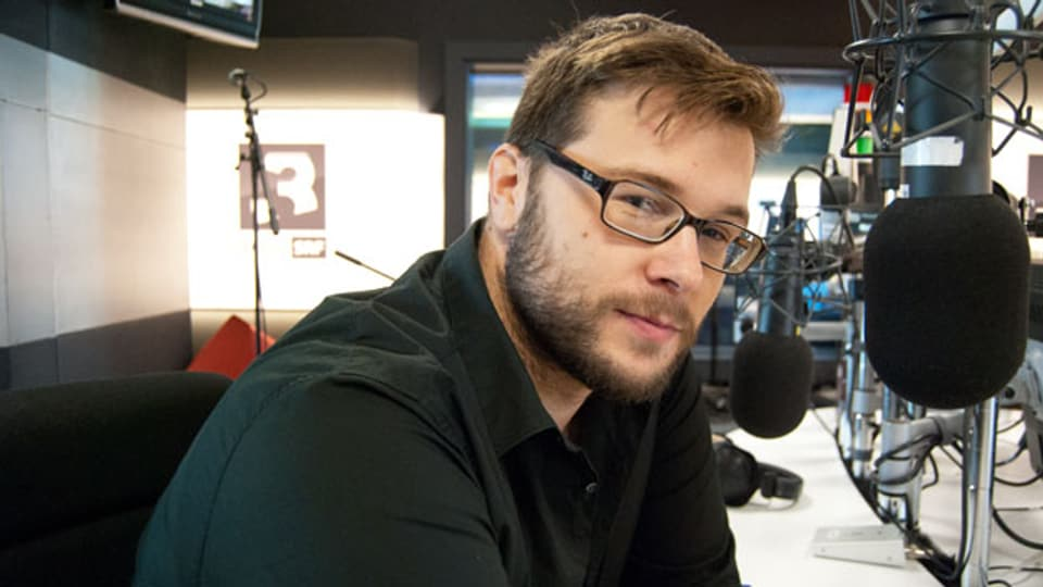 Focus-Gast Goran Vulovic alias Milchmaa.