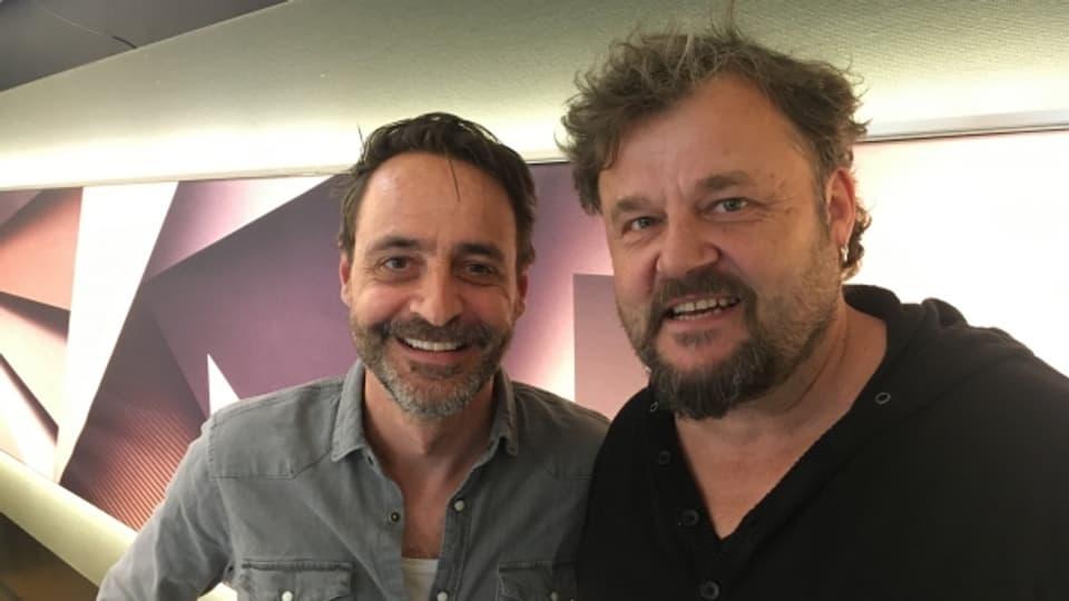 Büne Huber & Dominic Dillier