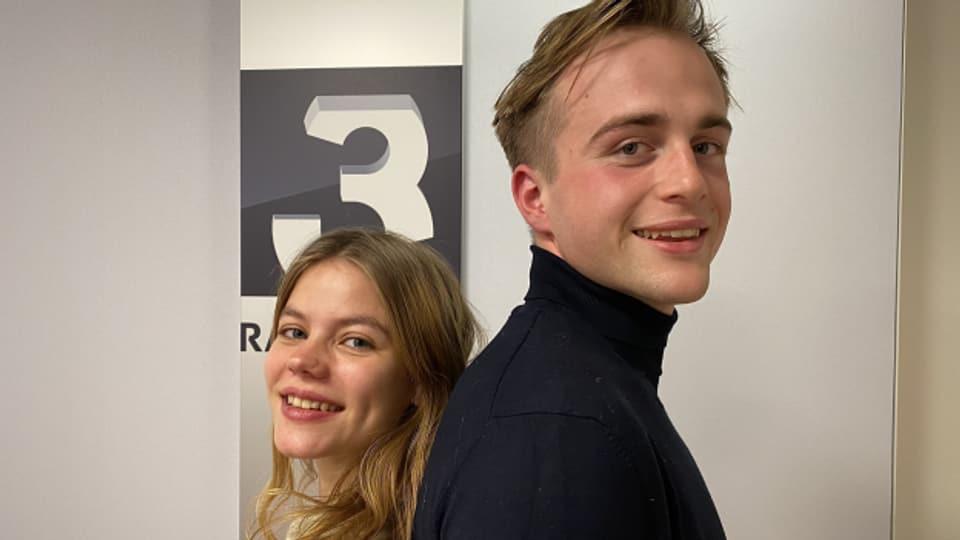 Yaël Meier und Jo Dietrich