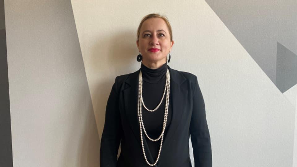 Sandrine Nikolic-Fuss
