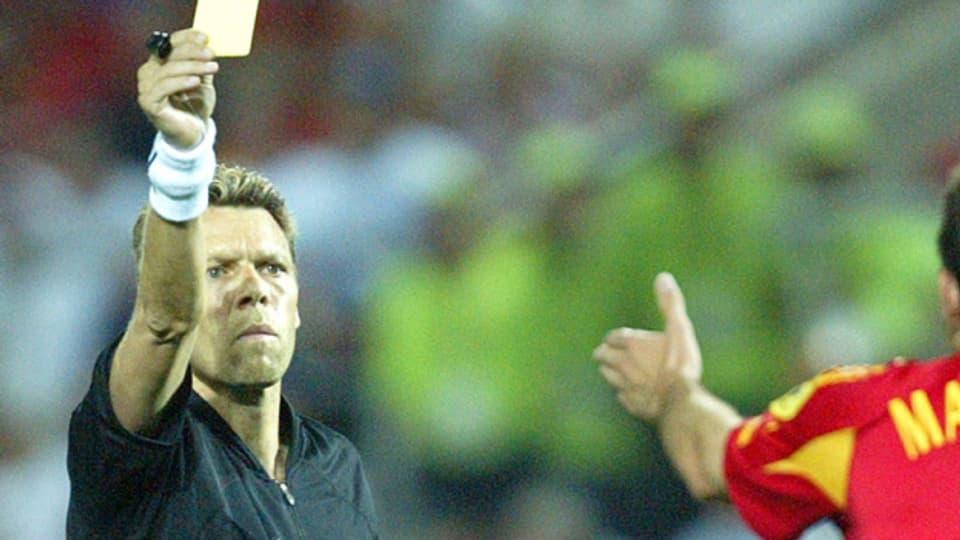 Urs Meier, EURO 2004 ESP vs. RUS