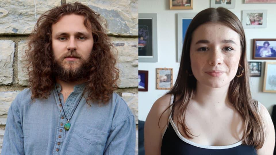 David Friedli und Natalia della Valle sind stolz auf ihre Regenbogenfamilien.