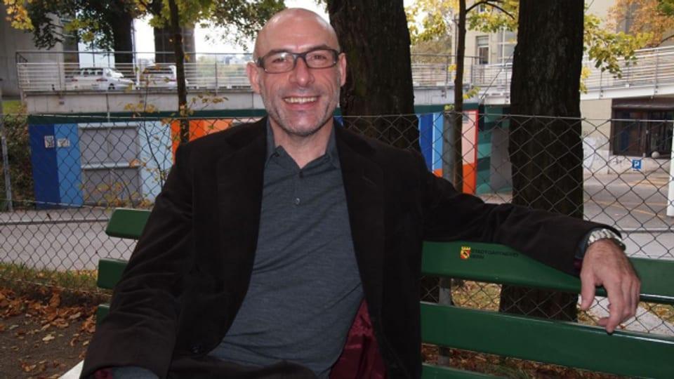 David Haerry lebt seit über 30 Jahren mit dem HI-Virus.