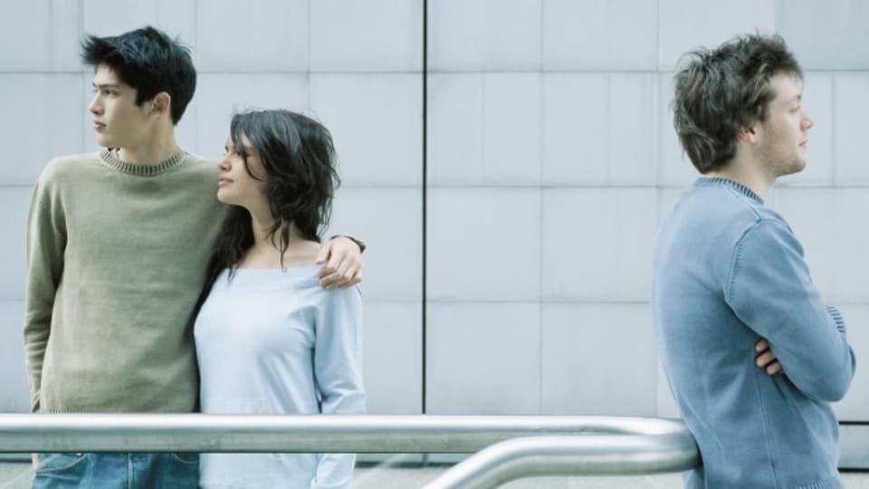 Alleine in einer Welt von Paaren? Als Single braucht man manchmal eine dicke Haut.