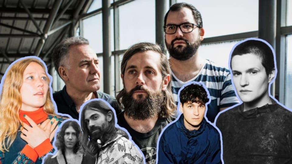 «Sounds!» Lieblingstracks 2019, Vol. 1: Das «Sounds!»-Team und ein Teil ihrer Gästeliste