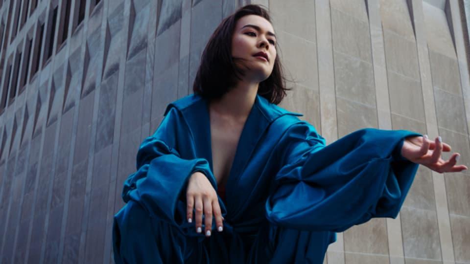 Veröffentlicht nächsten Frühling ihr neues Album: Mitski