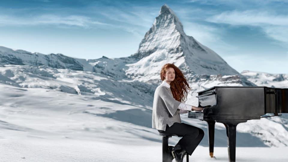 Die schweizerisch-norwegische Musikerin Debrah Scarlett ist das Gesicht des 10. Zermatt Unplugged Festivals
